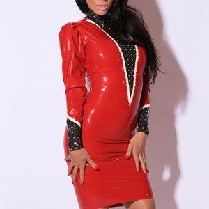 Westward Bound Dresses - Latex HIGHFALUTING DRESS